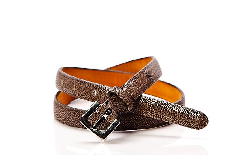 ufficiale migliori offerte su scarpe sportive Cintura in pelle di razza   Fausto Colato